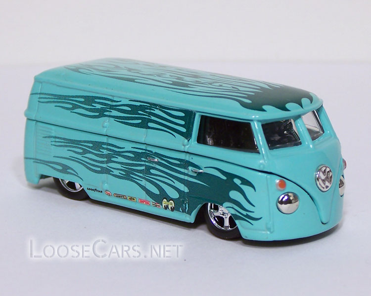 Volkswagen Panel Bus: 2001 Bugs & Buses Front Right