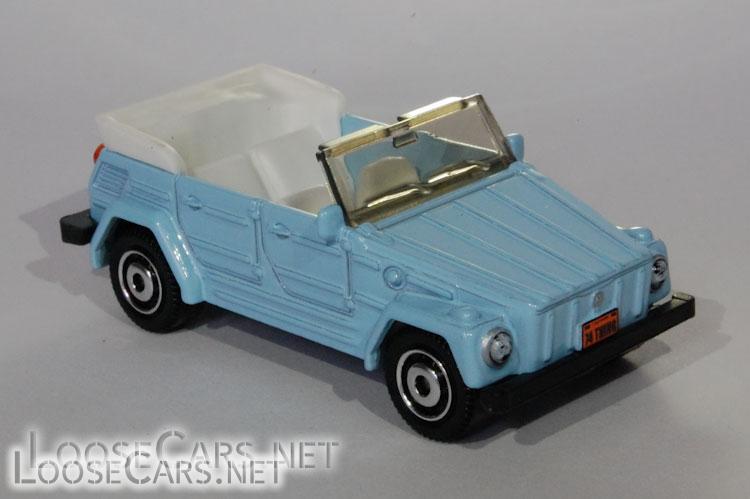 Matchbox '74 Volkswagen Type 181: 2009 #93 Front Right