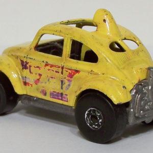 Hot Wheels Baja Beetle: 1984 #5907 Rear Left
