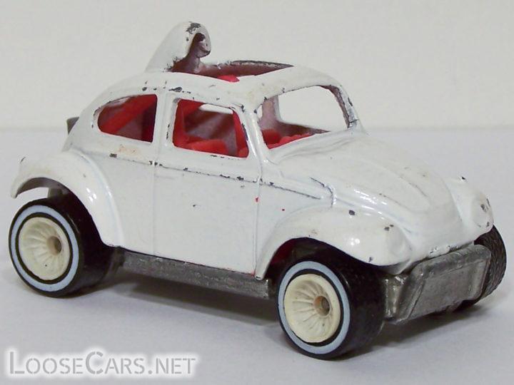 Hot Wheels Baja Beetle: 1987 #2542 (Real Riders)