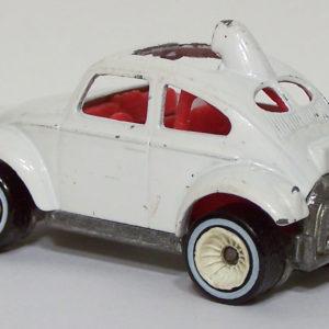 Hot Wheels Baja Beetle: 1987 #2542 (Real Riders) Rear Left