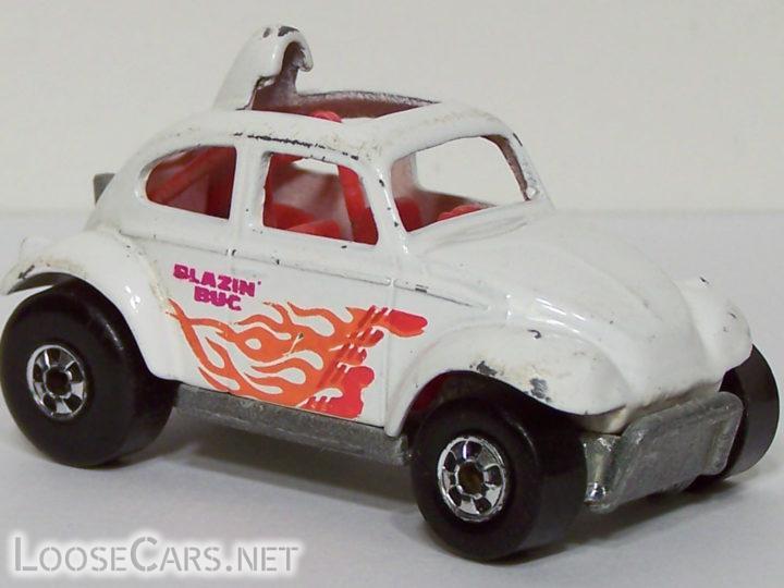 Hot Wheels Baja Beetle: 1987 #2542