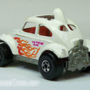 Hot Wheels Baja Beetle: 1987 #2542 Rear Left