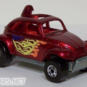 Hot Wheels Baja Beetle: 1990 Heroes on Hot Wheels Front Right