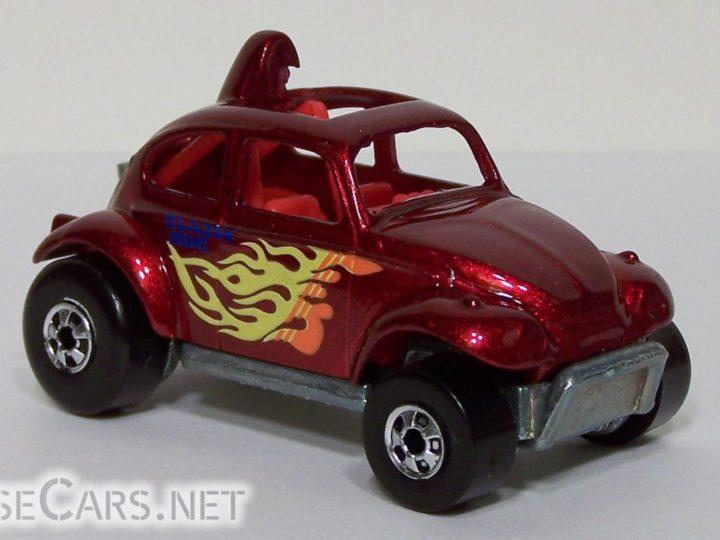 Hot Wheels Baja Beetle: 1990 Heroes on Hot Wheels