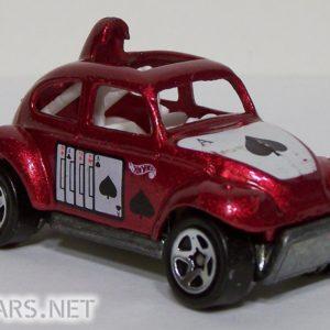 Hot Wheels Baja Beetle: 1997 Dealer's Choice #567 Front Right