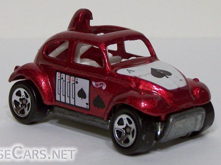 Hot Wheels Baja Beetle: 1997 Dealer's Choice #567