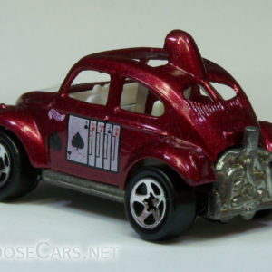 Hot Wheels Baja Beetle: 1997 Dealer's Choice #567 Rear Left