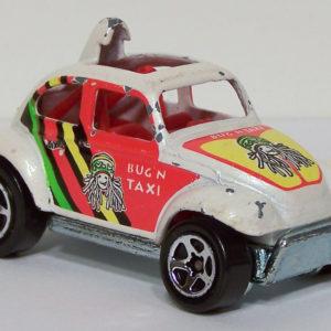 Hot Wheels Baja Beetle: 1998 Tropicool #694 Front Right