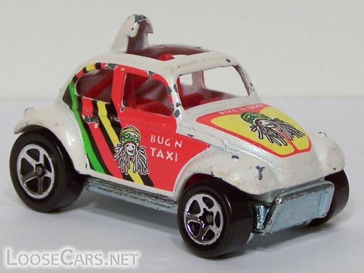 Hot Wheels Baja Bug: 1998 Tropicool #694