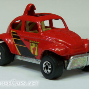 Hot Wheels Baja Beetle: 1998 #835 (Red) Front Right