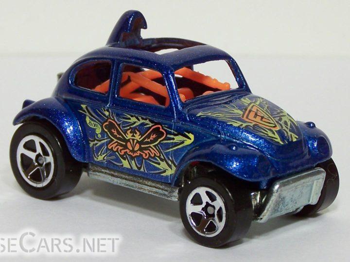 Hot Wheels Baja Beetle: 1999 #944 Buggin' Out