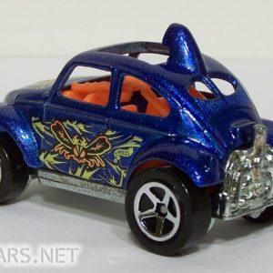 Hot Wheels Baja Beetle: 1999 #944 Buggin' Out Rear Left
