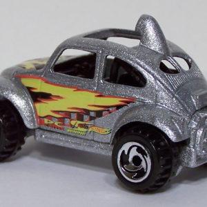 Hot Wheels Baja Beetle: 2001 #174 Rear Left