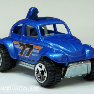 Hot Wheels Baja Beetle: 2005 #161 Front Right
