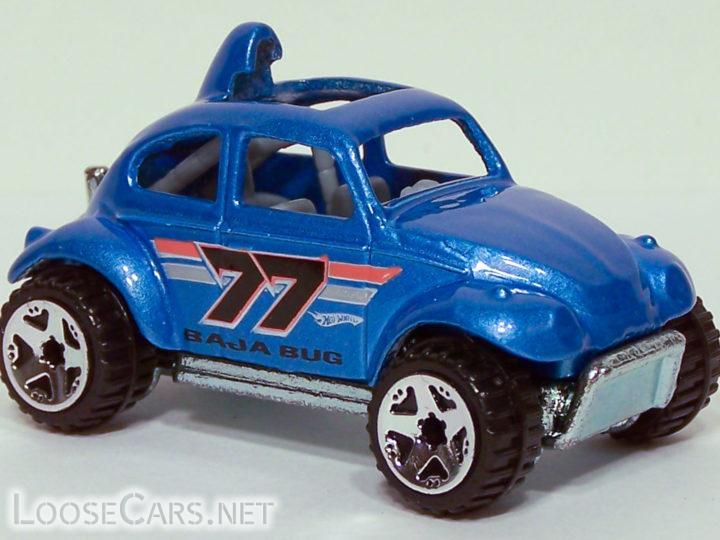 Hot Wheels Baja Beetle: 2005 #161