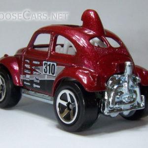 Hot Wheels Baja Beetle: 2008 #131 Team Volkswagen Rear Left