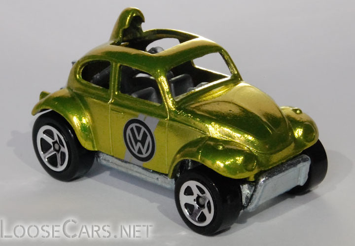 Hot Wheels Baja Beetle: 2008 Hot Wheels Classics Series 4 (Antifreeze)
