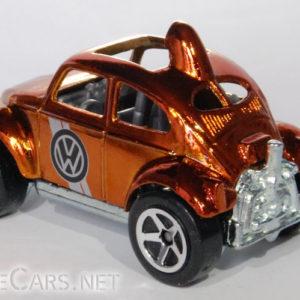 Hot Wheels Baja Beetle: 2008 Hot Wheels Classics Series 4 (Copper) Rear Left