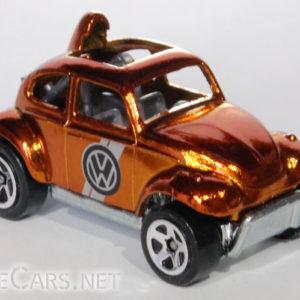 Hot Wheels Baja Beetle: 2008 Hot Wheels Classics Series 4 (Copper) Front Right