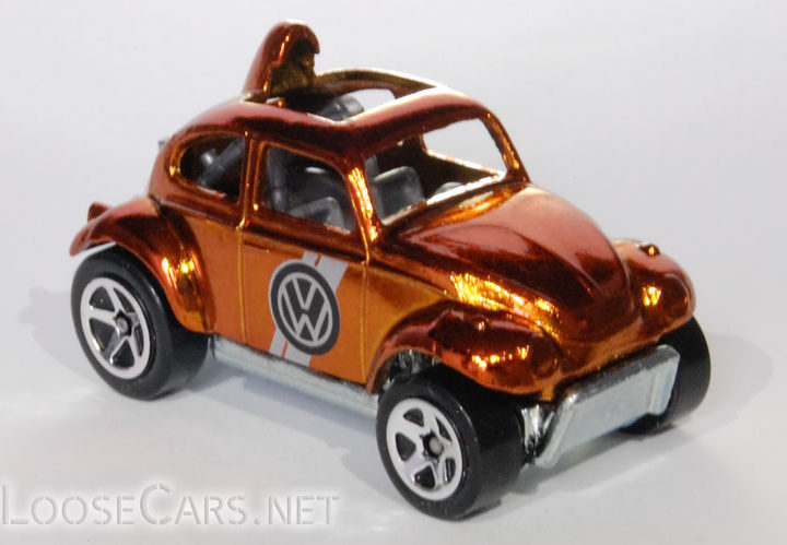 Hot Wheels Baja Beetle: 2008 Hot Wheels Classics Series 4 (Copper)