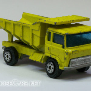 Yatming Dump Truck Front Right