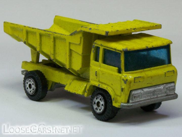 Yatming Dump Truck