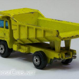Yatming Dump Truck Rear
