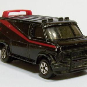 Ertl A-Team Van: 1983 #1823 Front Right