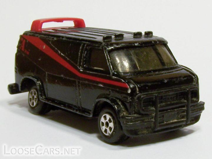 Ertl A-Team Van: 1983 #1823