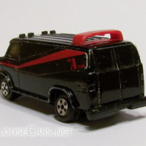 Ertl A-Team Van: 1983 #1823 Rear Left