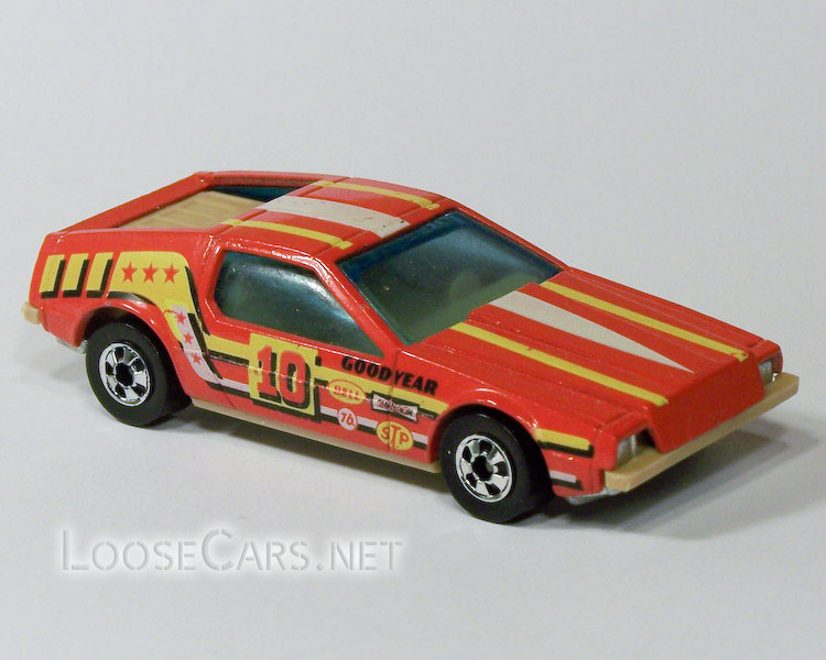 Hot Wheels Turismo: 1981 #1964 Front Right