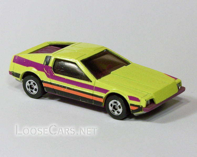 Hot Wheels Turismo: 1983 #1694 Front Right