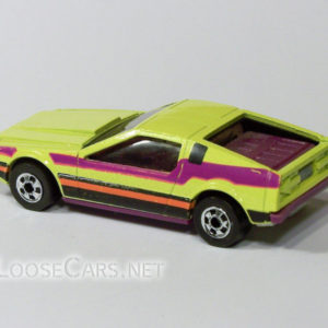 Hot Wheels Turismo: 1983 #1694 Rear Left
