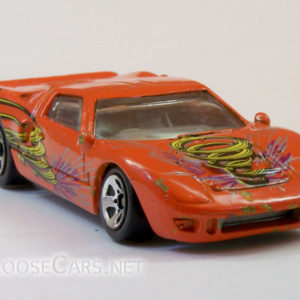 Hot Wheels Ford GT-40: 2001 Tornado Twister Playset Front Right