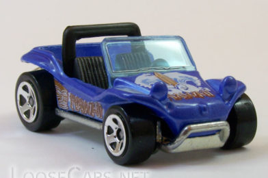 Hot Wheels Meyers Manx: 2009 Connect Cars #50