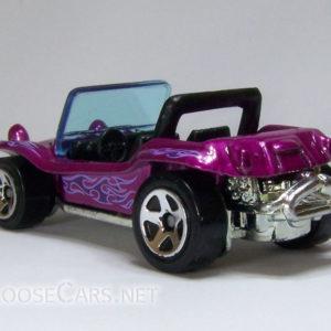 Hot Wheels Meyers Manx: 2008 #80 Web Trading Cars Rear Left