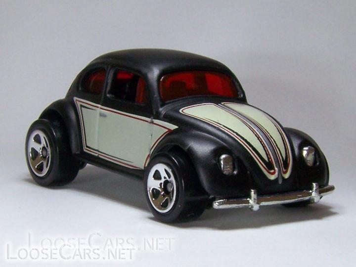 Hot Wheels VW Bug: 2008 #129 Team Volkswagen