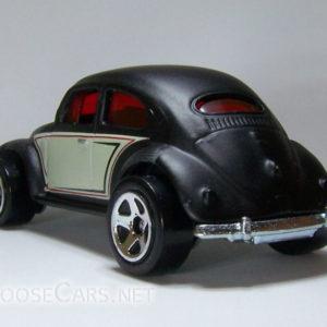 Hot Wheels VW Bug: 2008 #129 Team Volkswagen Rear Left