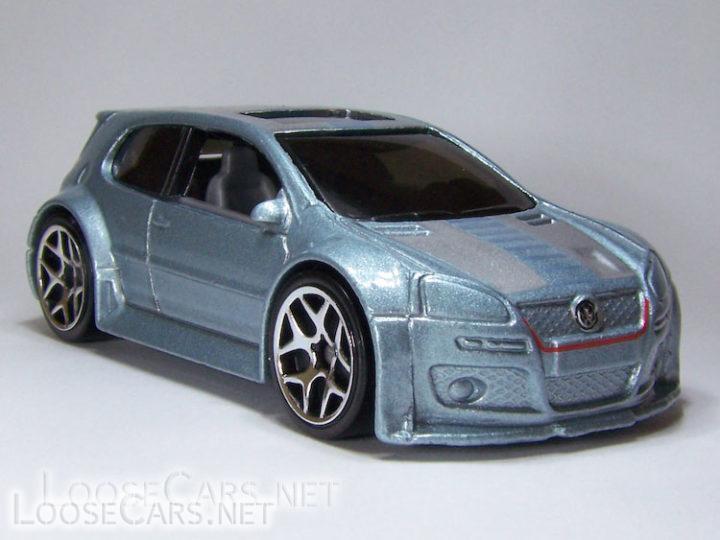 Hot Wheels Volkswagen Golf GTI: 2008 Team Volkswagen