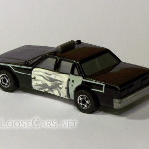 Hot Wheels Flip Buster: 1986 Flip Outs (Black) Crashed