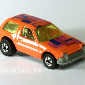 Hot Wheels Packin' Pacer: 1980 Front Right