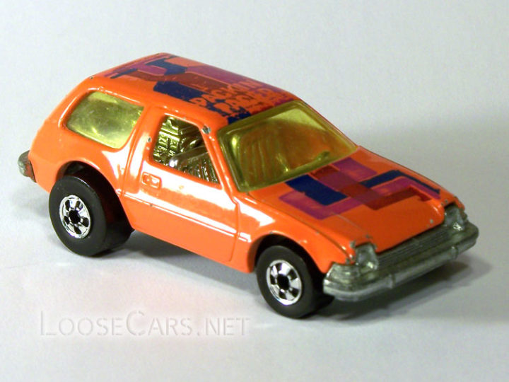 Hot Wheels Packin' Pacer: 1980 Mainline