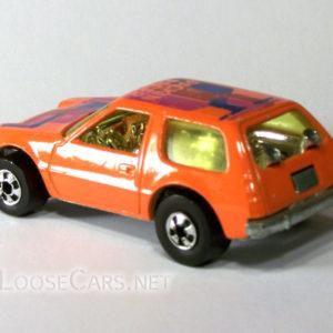 Hot Wheels Packin' Pacer: 1980 Rear Left