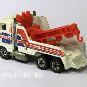 Hot Wheels Rig Wrecker: 1983 #3916 Rear Left