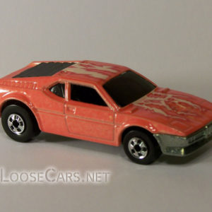 Hot Wheels BMW M1: 1990 Color Racers II Front Right
