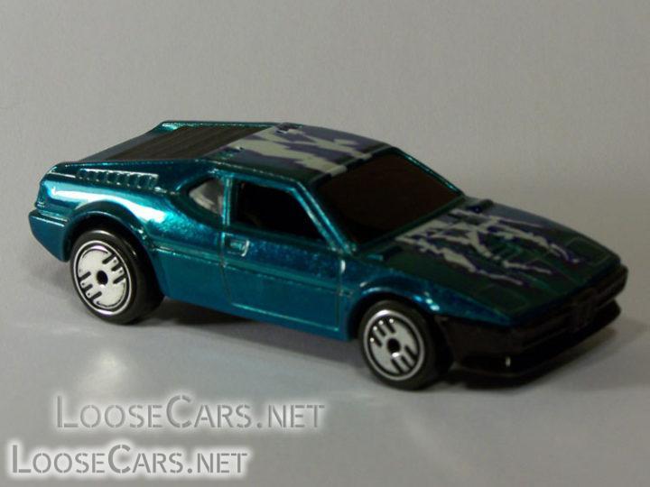 Hot Wheels BMW M1: 1984 #7296