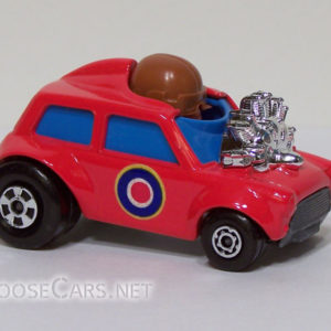 Matchbox Superfast #14 Mini Ha-Ha: 1975 #14 Right Front