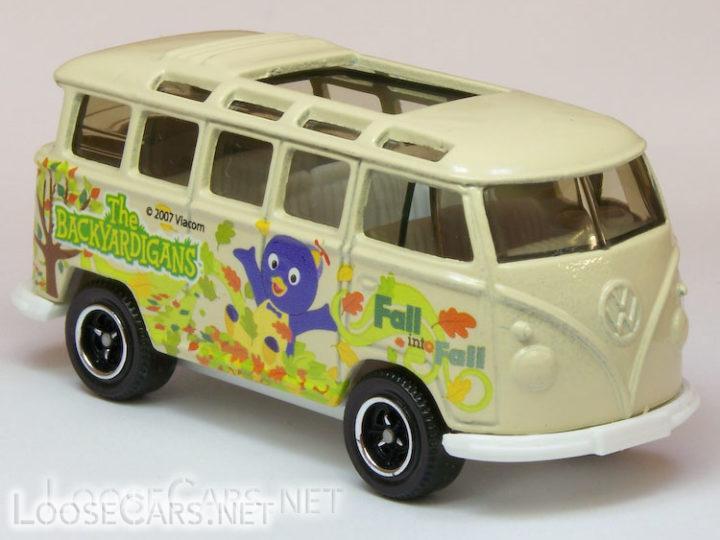 Matchbox VW Transporter: 2008 Nickelodeon 5-Pack