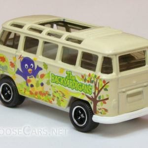 Matchbox VW Transporter: 2008 Nickelodeon 5-Pack Rear Left